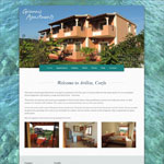 Giannis Apartments Arillas Corfu